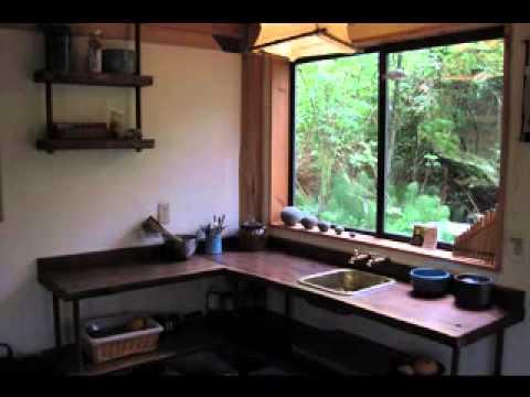 Japanese minimalist living room ideas - YouTube