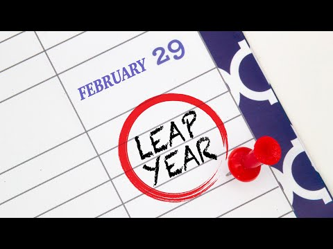 Leap Year 2020: Leap Year Explained With 5 Fun Facts