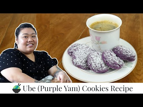 Ube Crinkles Recipe with Chef Kryssie of Kitchen 1726 | Filipino Food Recipes