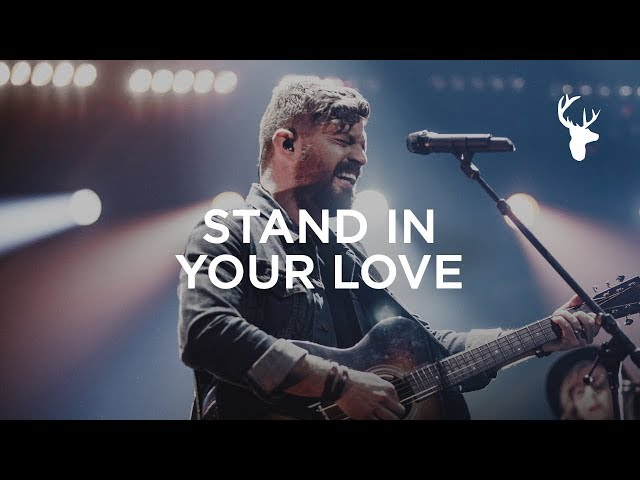 Stand In Your Love - Josh Baldwin | Live From Heaven Come 2018