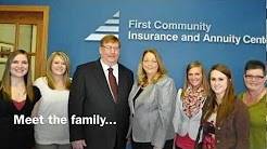 First Community Insurance & Annuity Center Bourbonnais, IL