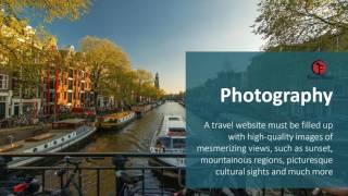 Best Travel Websites Design Company | Website Development- FierceHound
