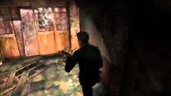 Silent Hill 2 Part 2 Flashlight and Handgun