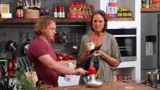 Fig And Walnut Bread - Good Chef Bad Chef Ep46