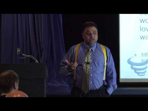 2013 NYS CyberSecurity Conference Raj Goel Presentation