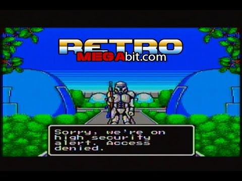 Retro Megabit: SMS Phantasy Star w/ SMS Power ENG and FM Sound