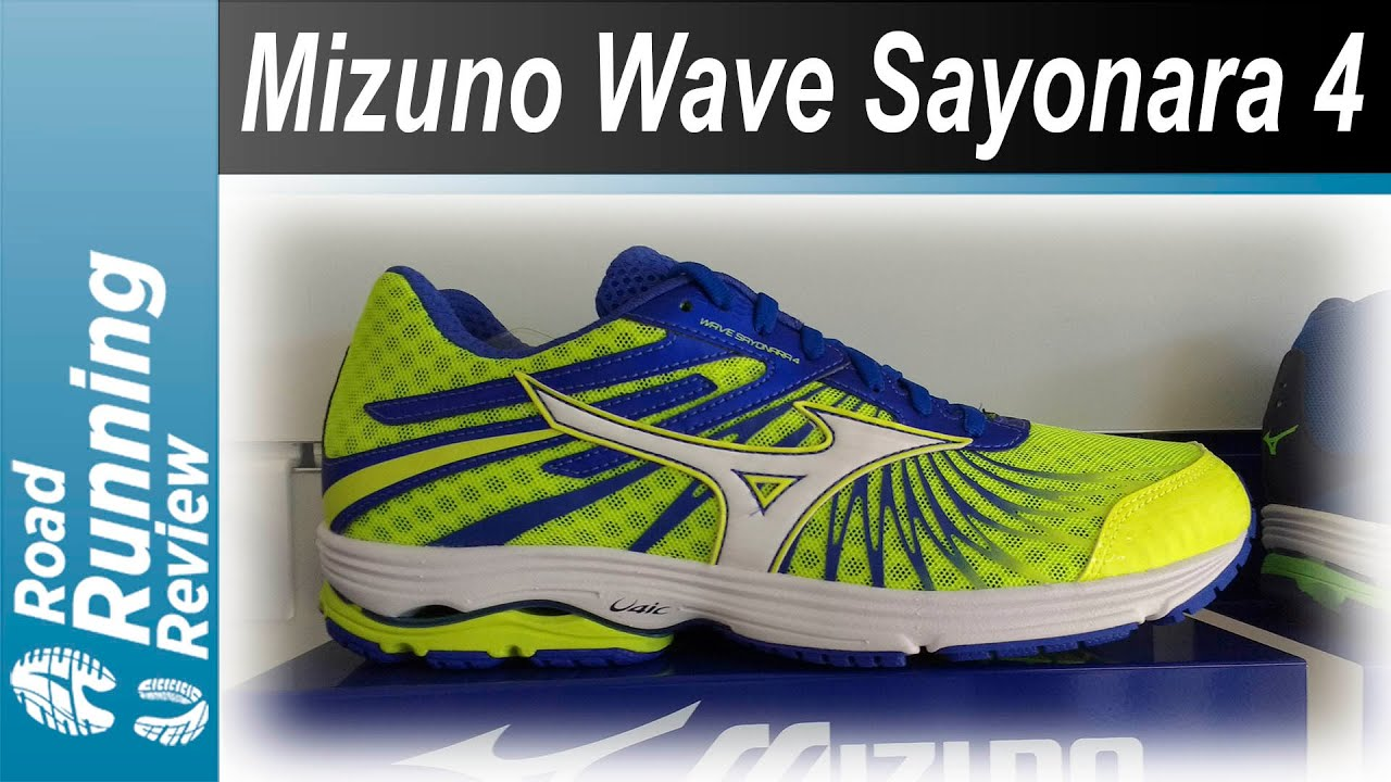 zapatillas running mizuno wave sayonara