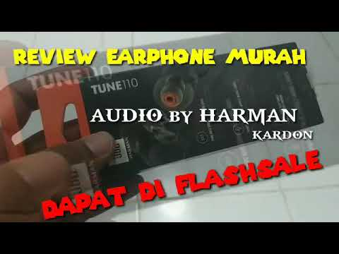 Review earphone JBL ori tapi dapat murah di flashsale