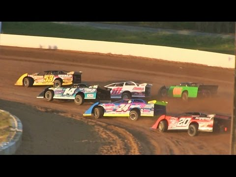 Late Model Heat at Hartford Speedway on 5-12-17