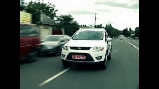 Ford Kuga Тест - Драйв Программа К - Авто 2012