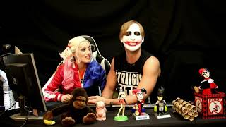 JOKER & HARLEY: Try Not To Laugh Challenge #25 [Work Fails]