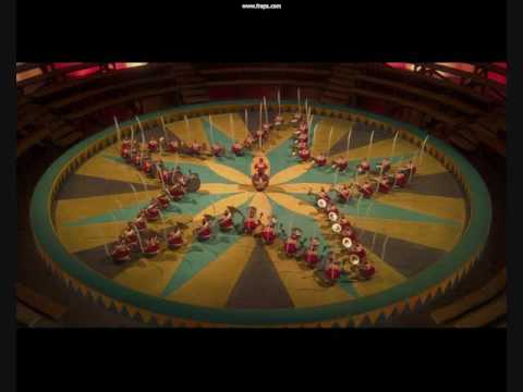 Coraline Movie Clip 01 Mouse Circus Youtube