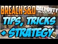 Black Ops 3 | Breach S&D Competitive Tips + Strategy | Gamebattles & UMG