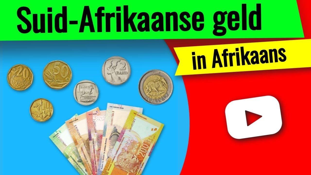 Download Leer van geld - Leer van Suid-Afrikaanse geld in Afrikaans!