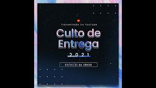 Culto de Celebração | 03 /01/ 20