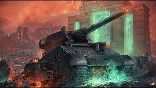 World of Tanks - Как сделать 40 попаданий по Левиафану