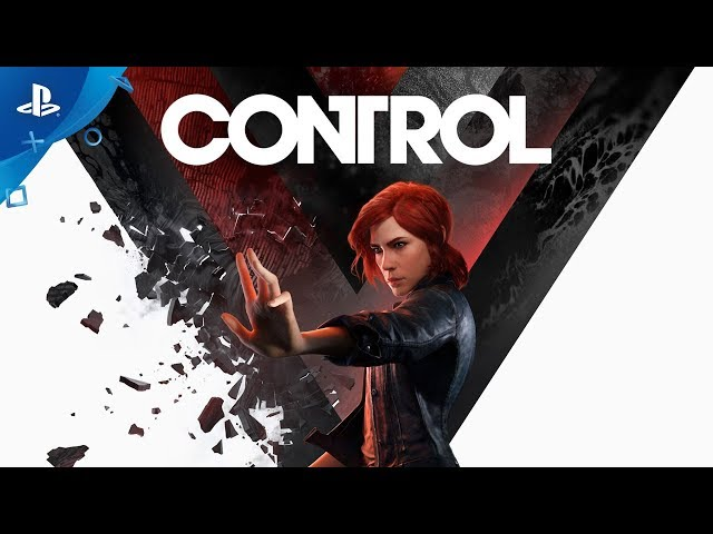 Control - E3 2018 Announce Trailer | PS4