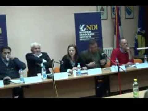 Javni forum Foča 27.11.2013. NDI