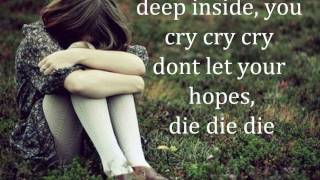 Oceana - Cry Cry ( lyrics )