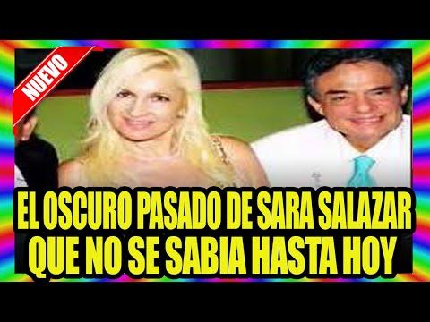 JOSE JOSE: SE DESTAPA OSCURO PASADO DE SARA SALAZAR POR MEDIO DEL CUAL ENVOLVIÓ A JOSE JOSE