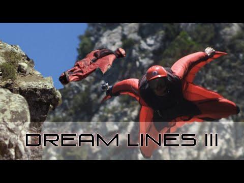Dream Lines III - Wingsuit Proximity by Jokke Sommer