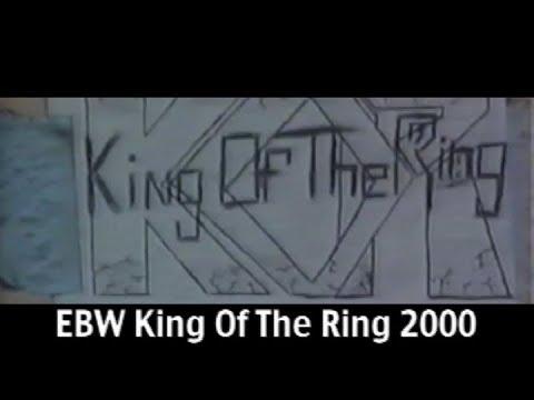 EBW King Of The Ring 2000 Recap