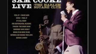 Sam Cooke- Nothing Can Change This Love.wmv