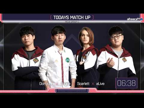 [ENG] 2018 GSL S1 Code S RO32 Group C