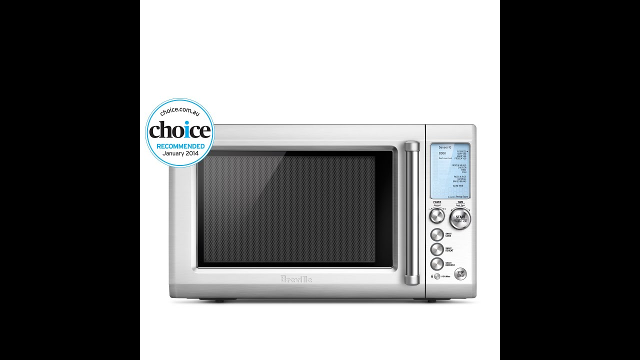 The Best Microwave Quick Touch By Breville Designers Comments You