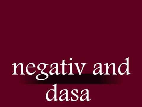 Negativ and Dasa- Mamo Vastuke Dzaf
