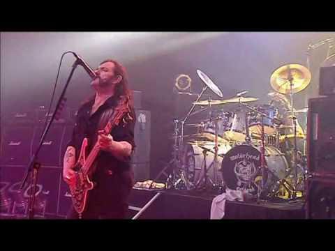 Motorhead 25 & Alive Boneshaker 2001