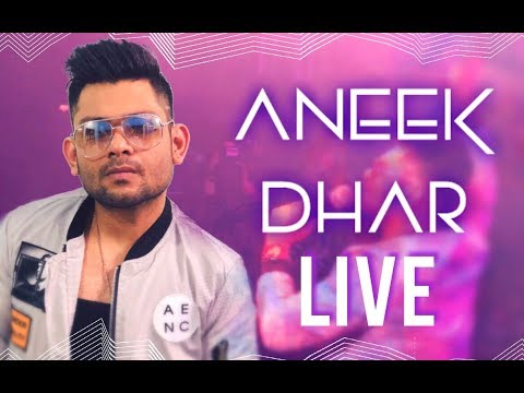 Aneek Dhar Live | Love Songs Medley | Bollywood Hindi Songs | Live Performances