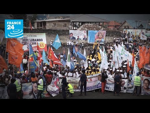 ELECTIONS EN REPUBLIQUE DEMOCRATIQUE DU CONGO