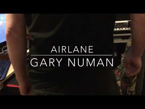 Gary Numan Airlane cover version.