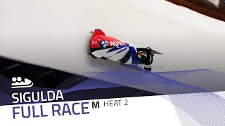 Sigulda | BMW IBSF World Cup 2018/2019 - 2-Man Bobsleigh Heat 2 | IBSF Official
