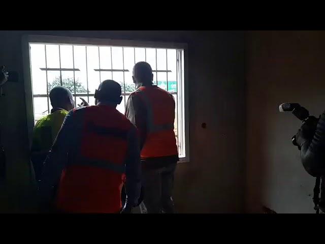 Le maire Hamed Bakayoko visite les chantiers d'Abobo Anonkoua