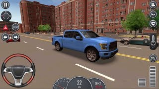 Driving School 2016 #1 - Car Games Android iOS Walkthrough gameplay