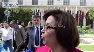 بالفيديو : صفاء حجازي محاربة الإرهاب تقع ضمن دور الإعلام ومسئولياته