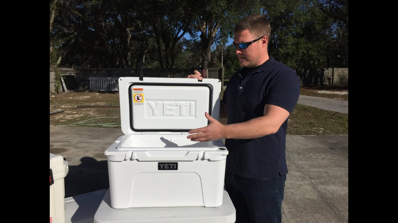 Yeti Cooler Tundra Review | Coolers On Sale