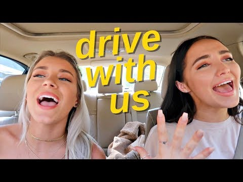 drive with us: throwback edition ft keaton milburn