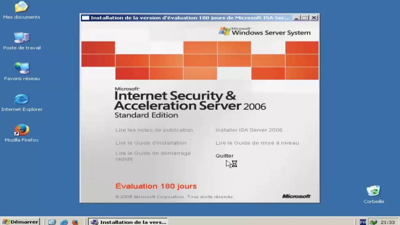 Isa Server Guide Seal Skeleton Diagram Http Wwwsmithlifesciencecom Array 2006 Installation Et Configuration Youtube Rh Com