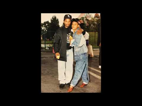 Did Eazy E date Jada Pickett and what did 2pac think