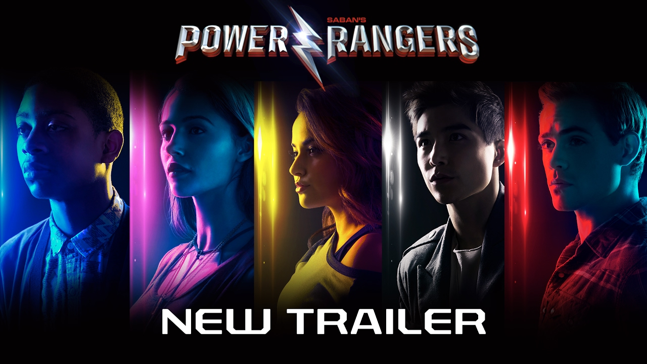 Transformers Animated Wallpaper Power Rangers 2017 Movie All Star Trailer Youtube