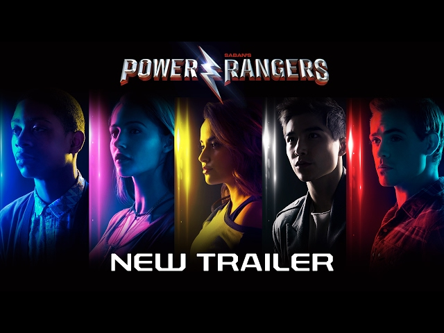 Power Rangers (2017 Movie) All-Star Trailer