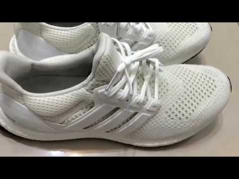 How to clean your ultraboost