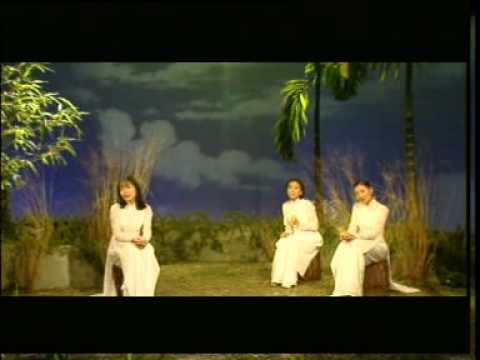 Cánh cò trong câu hát mẹ ru - Tam ca Áo Trắng