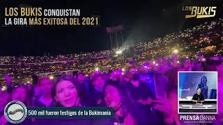 Los Bukis - Una Historia Cantada