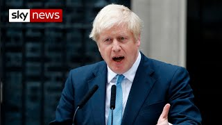 In full: Boris Johnson urges MPs not to block Brexit