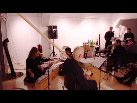 Harmonic Series Gamelan @ Luggage Store Creative Music Series