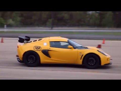 Lotus Exige S Series 2  SCCA GRR Autocross #2